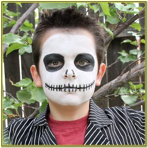 Halloween Face Paint Ideas Easy