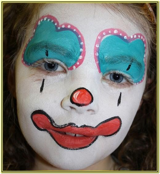 Halloween Face Paint Ideas For Toddlers