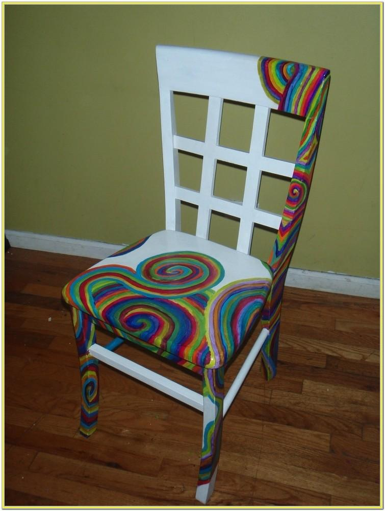 Hand Painted Chair Ideas