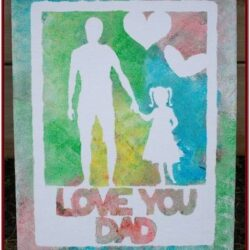 Hand Painting Ideas For Fathers Day