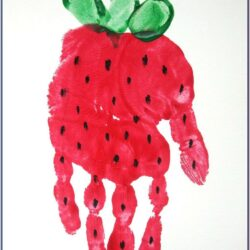Handprint Craft Ideas For Toddlers