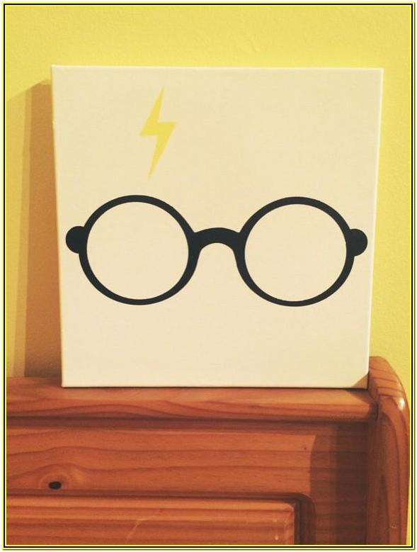 Harry Potter Painting Ideas Easy