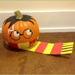 Harry Potter Pumpkin Painting Ideas