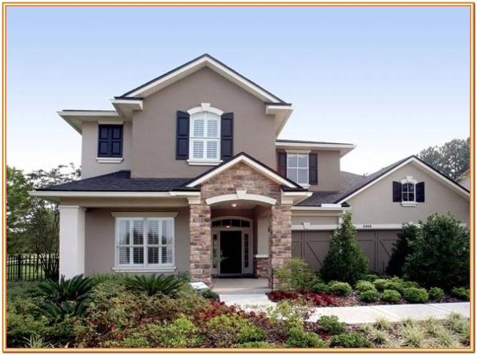 Home Depot Exterior Paint Color Schemes