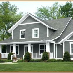 Home Exterior Color Combinations India 1