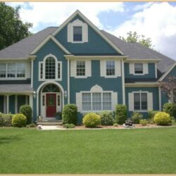 Home Exterior Colour Schemes