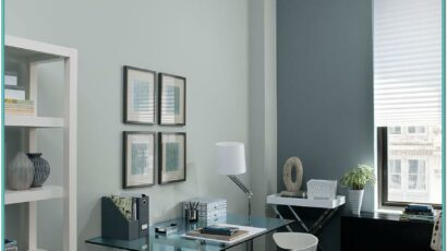 Home Office Wall Paint Ideas
