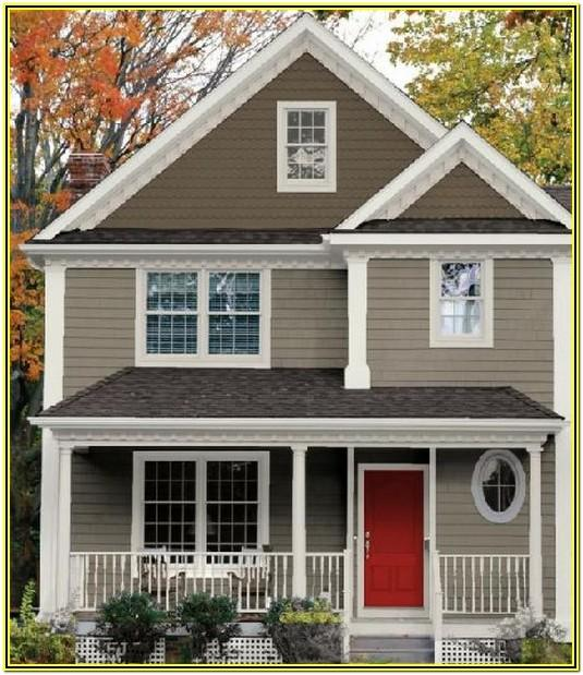 House Color Schemes Exterior Examples