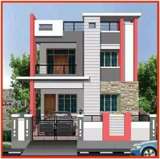 House Exterior Color Combinations India