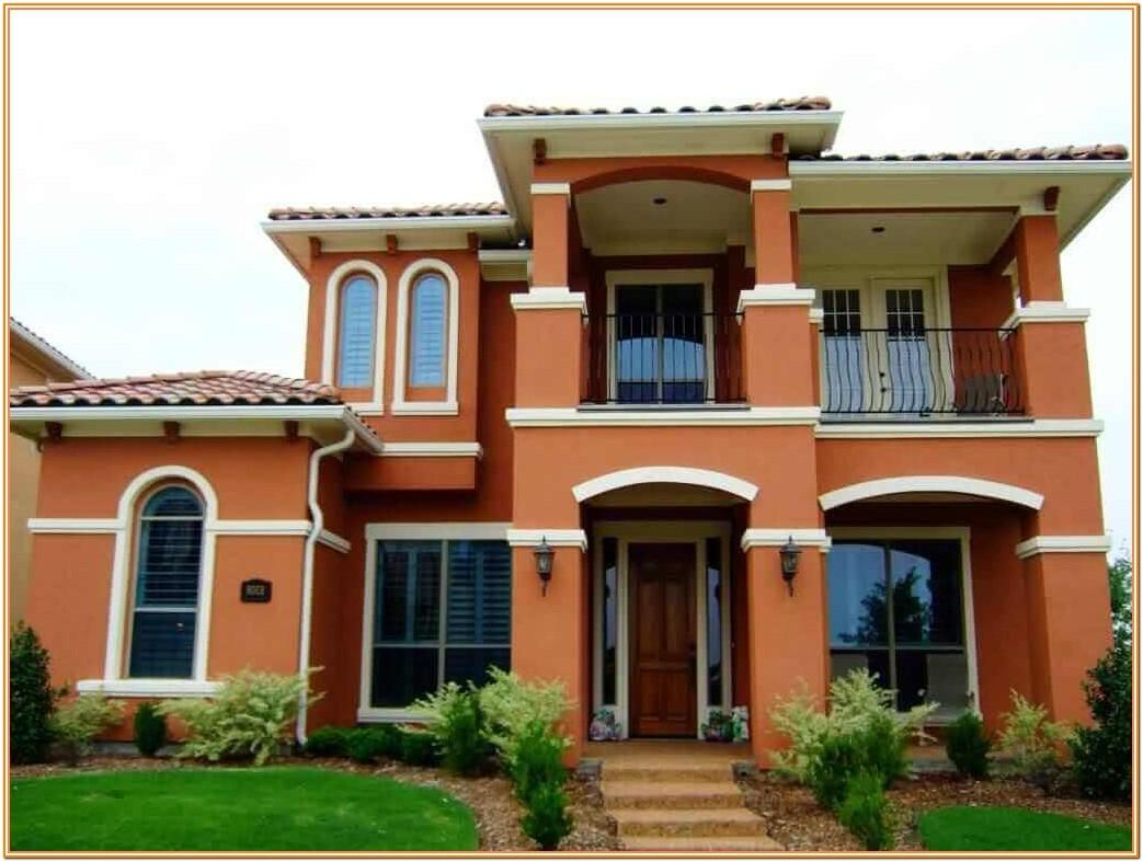 House Exterior Color India