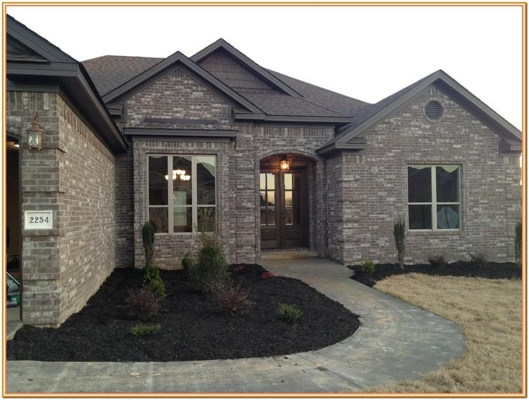 House Exterior Colors With Brick