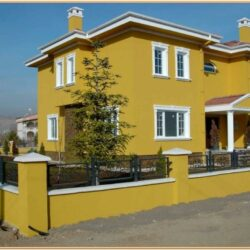 House Exterior Paint Colors Combinations India 1