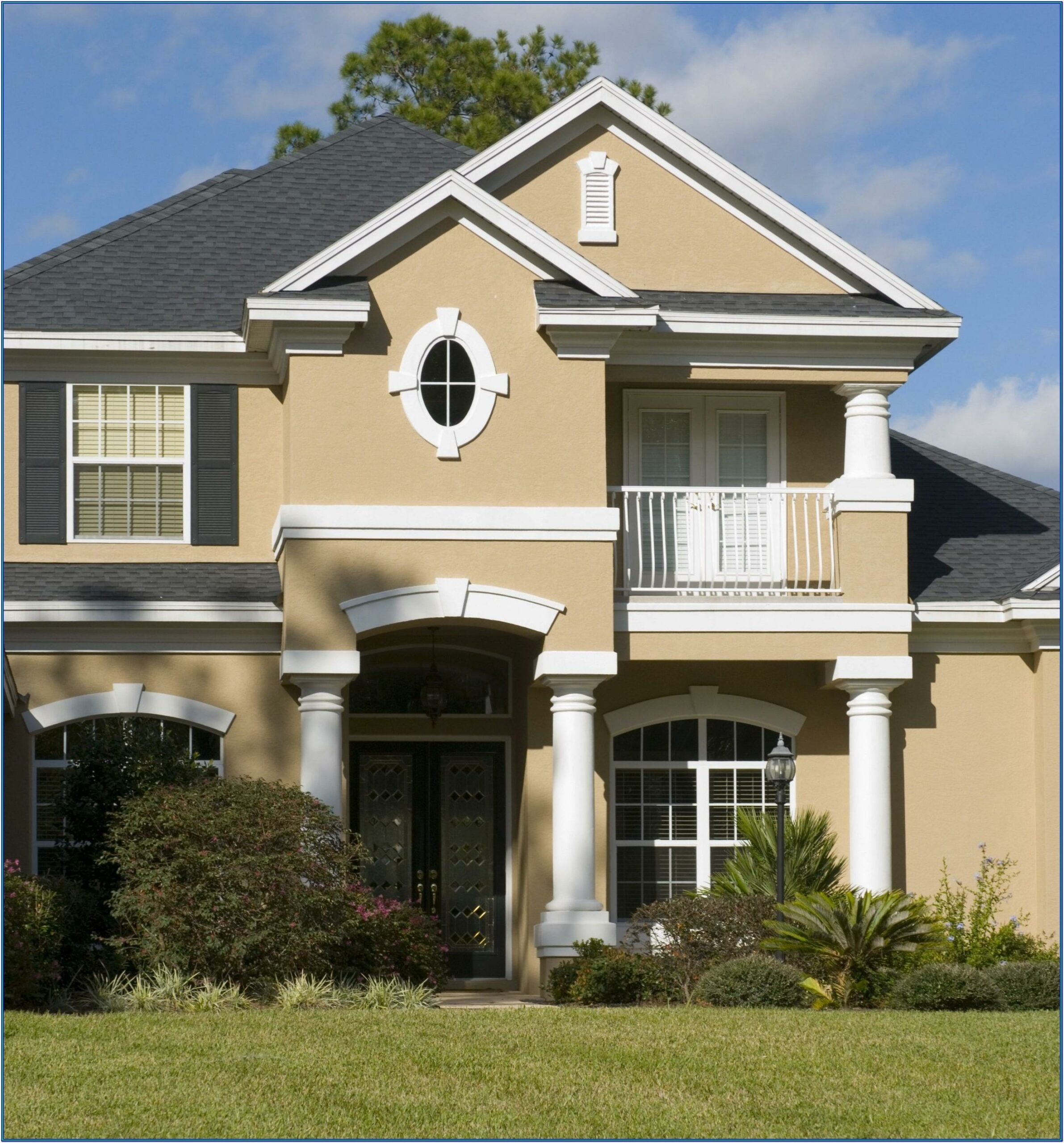 House Painting Ideas Outside