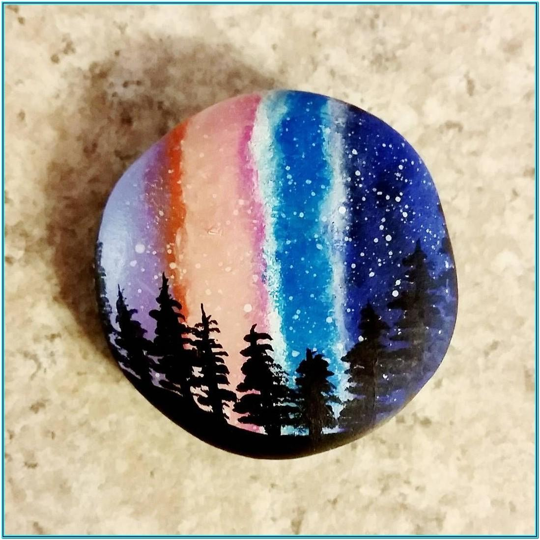 How To Paint Rocks Ideas