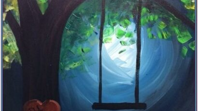 Ideas Of What To Paint Acrylic
