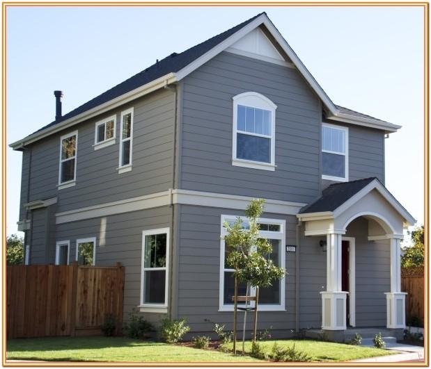 Image Of Exterior House Paint