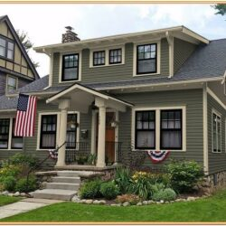 Images Of Exterior House Paint Colors
