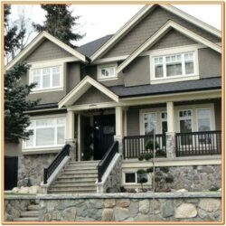 Images Of Exterior House Paint Colours