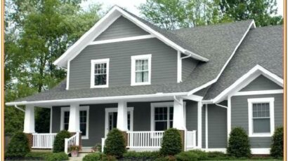Indian House Exterior Color Combinations