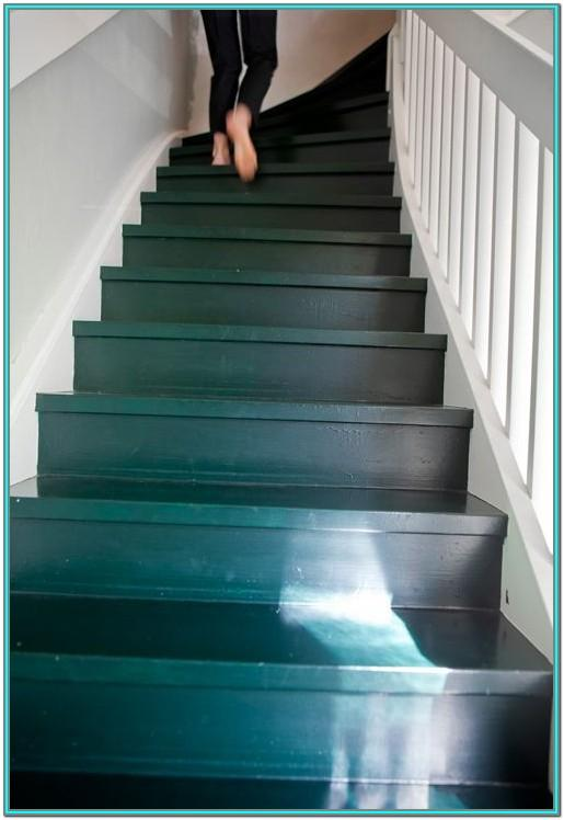 Indoor Stair Painting Ideas