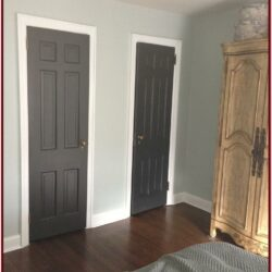 Interior Door Paint Colors India