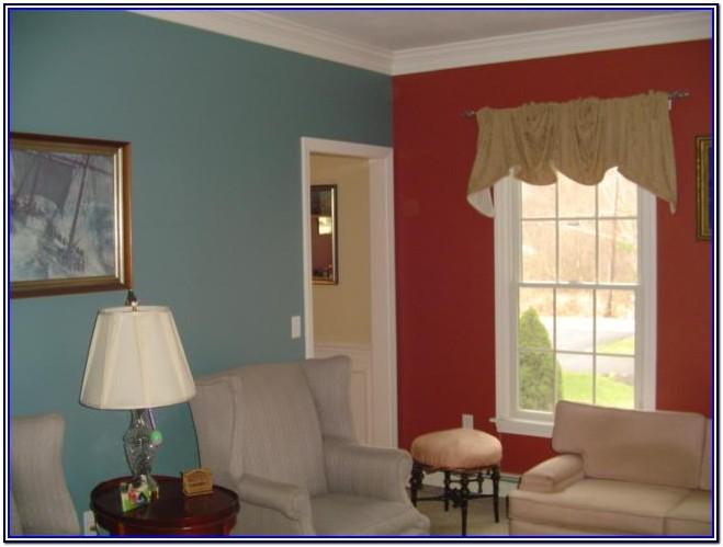 Interior Paint Combination Ideas