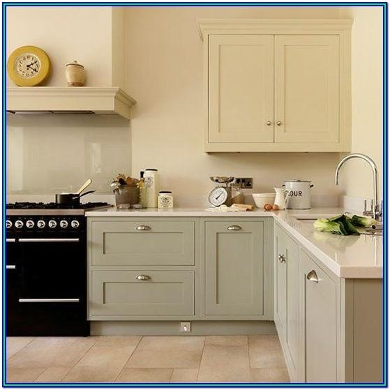 Kitchen Paint Ideas With Cream Cabinets