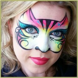 Kitty Face Paint Ideas