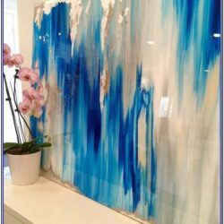 Large Acrylic Canvas Painting Ideas