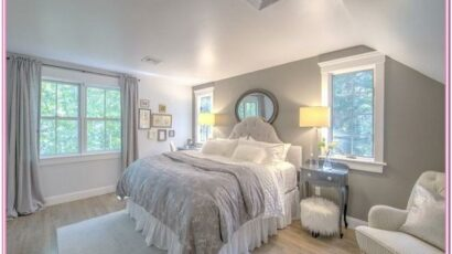 Light Grey Bedroom Paint Colors
