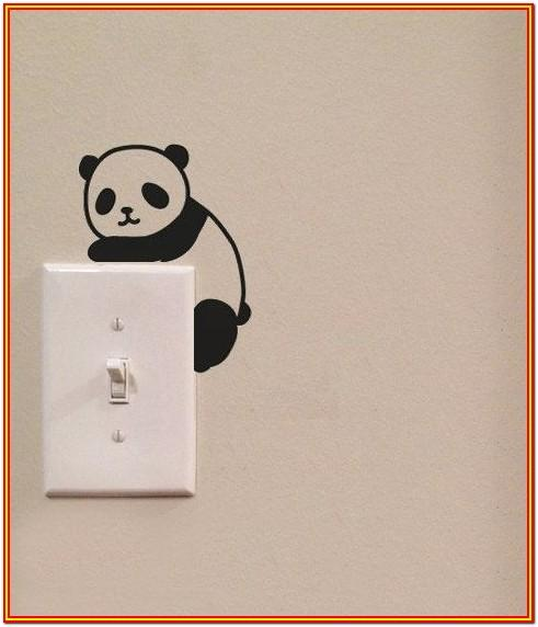 Light Switch Painting Ideas