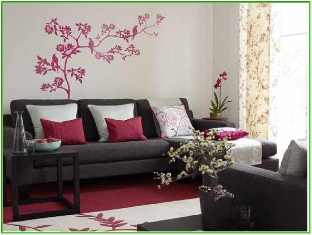 Living Room Decorating Asian Style