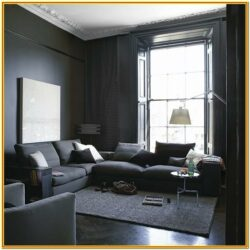 Living Room Ideas Using Grey Paint