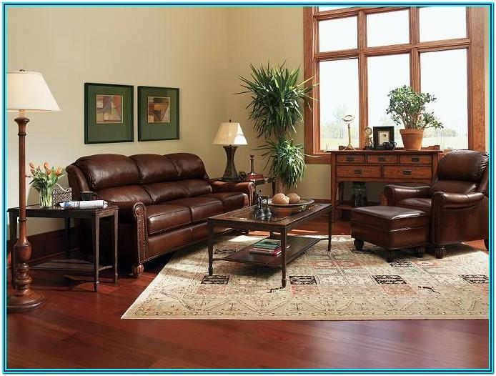 Living Room Paint Ideas With Brown Leather Furniture