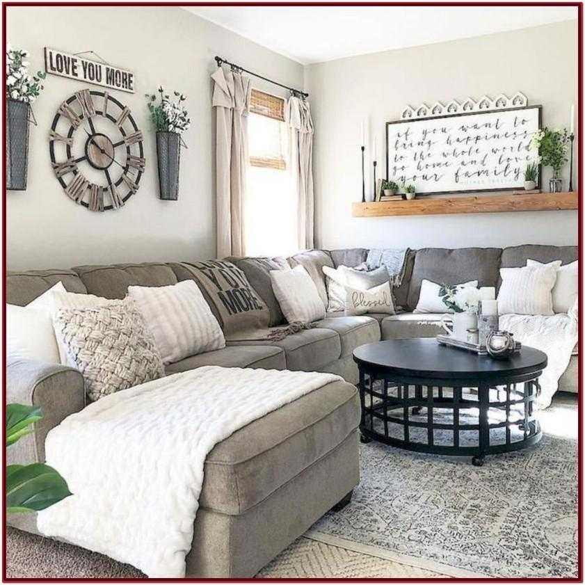 Living Room Wall Decor Ideas 2018