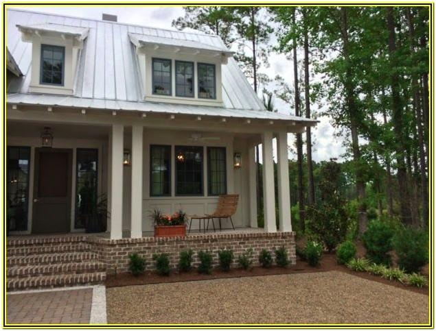 Low Country House Exterior Colors