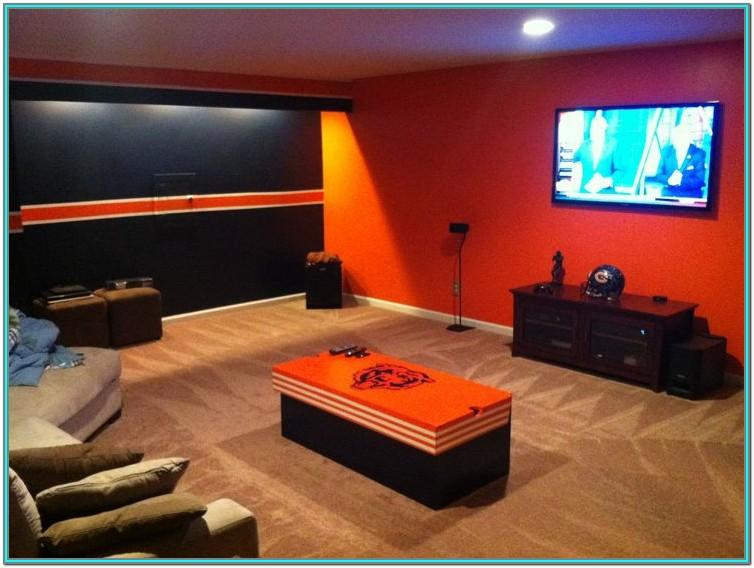Man Cave Paint Colors