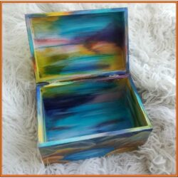 Memory Box Painting Ideas