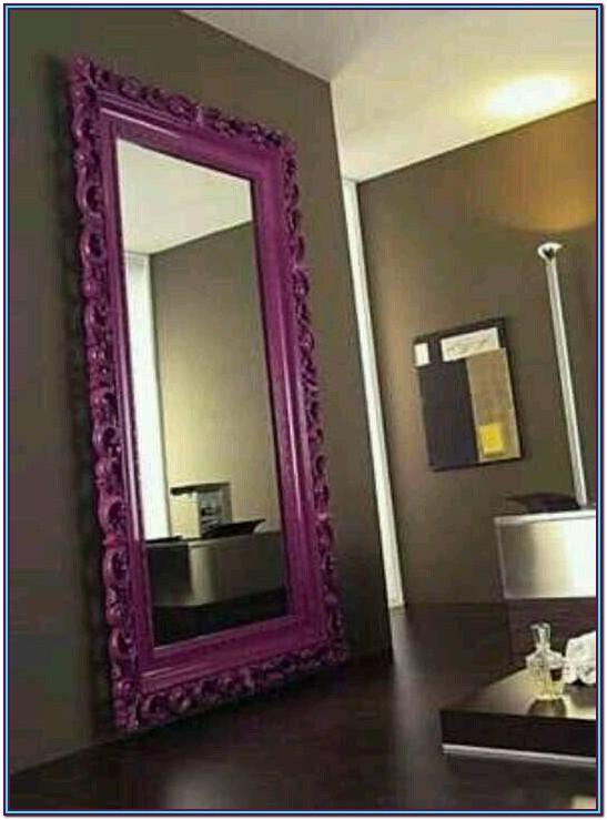 Mirror Frame Painting Ideas