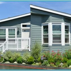 Mobile Home Paint Color Ideas