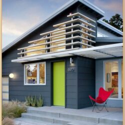 Modern Exterior House Colours Images 1
