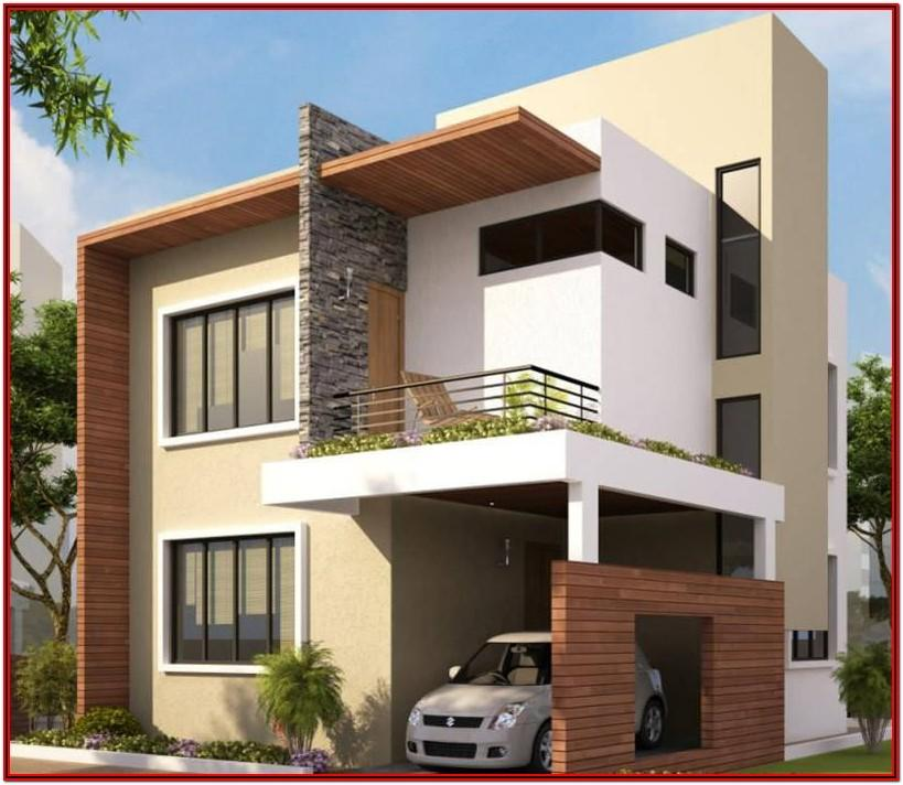 Modern Exterior House Colours Images