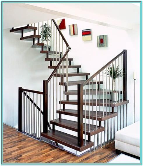 Modern Painted Stairs Ideas