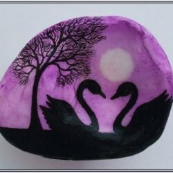 Mothers Day Rock Painting Ideas