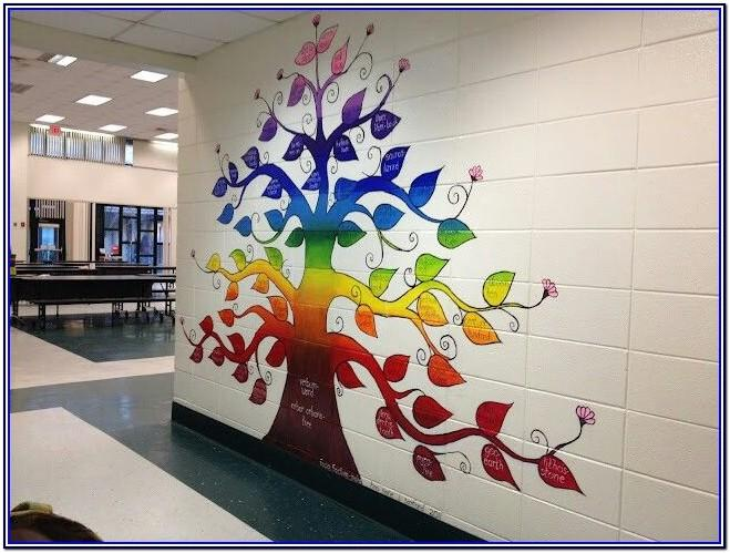 Mural Painting Ideas For School