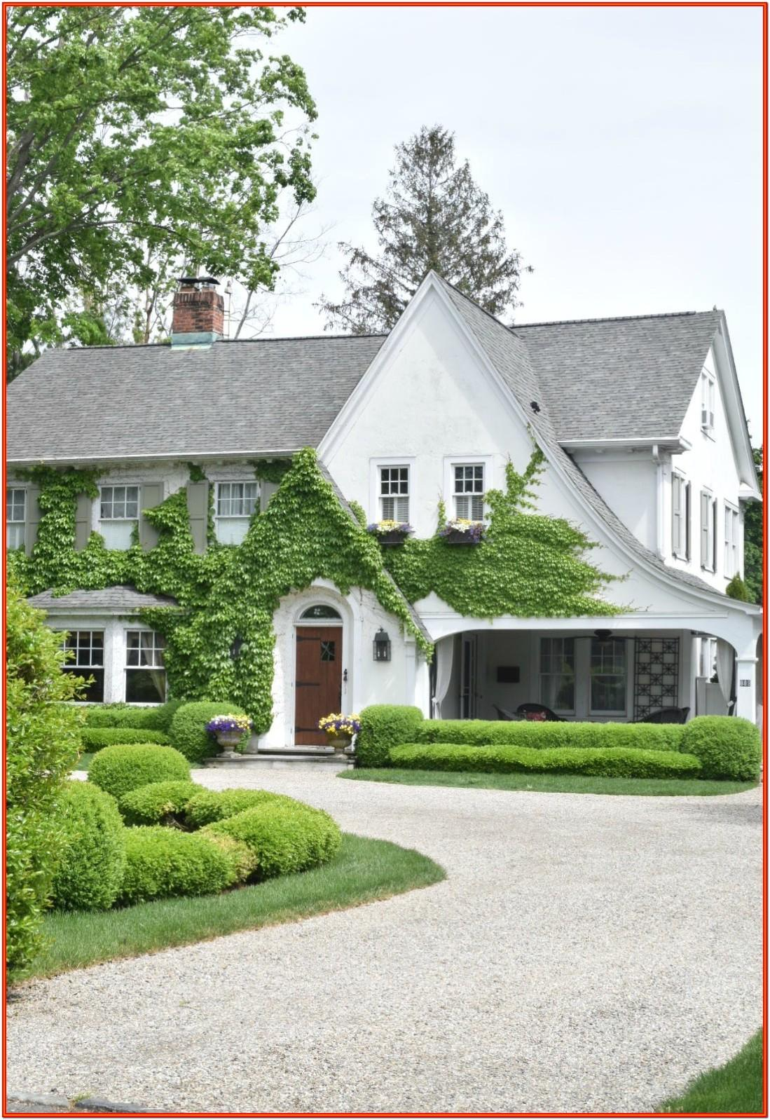 New England Exterior House Paint Colors