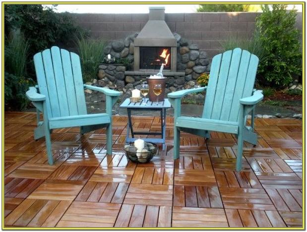 Outdoor Furniture Paint Color
