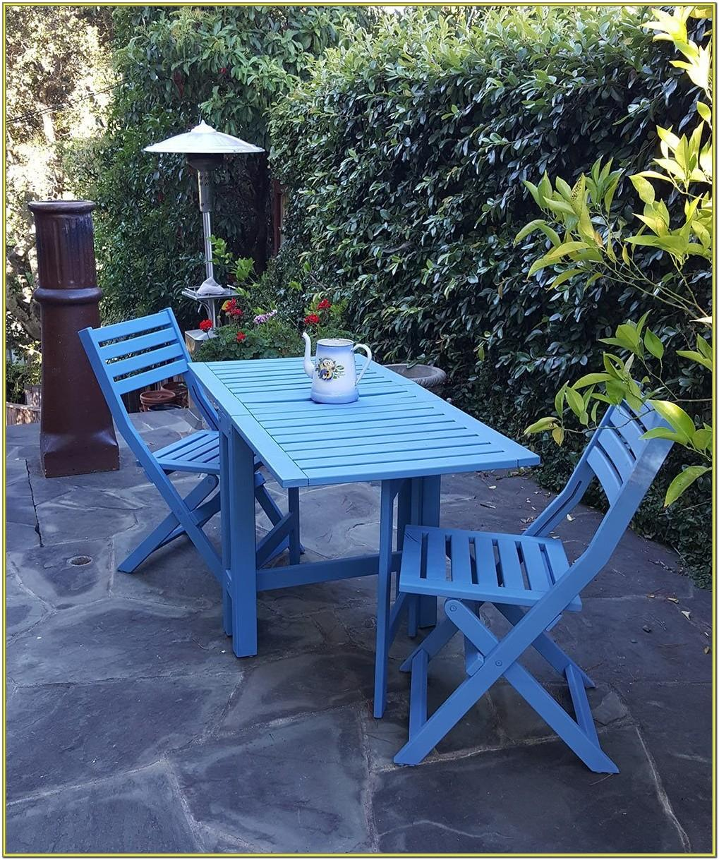 Outdoor Furniture Paint Ideas