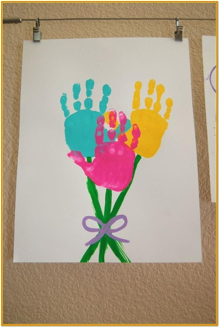 Paint Art And Craft Ideas
