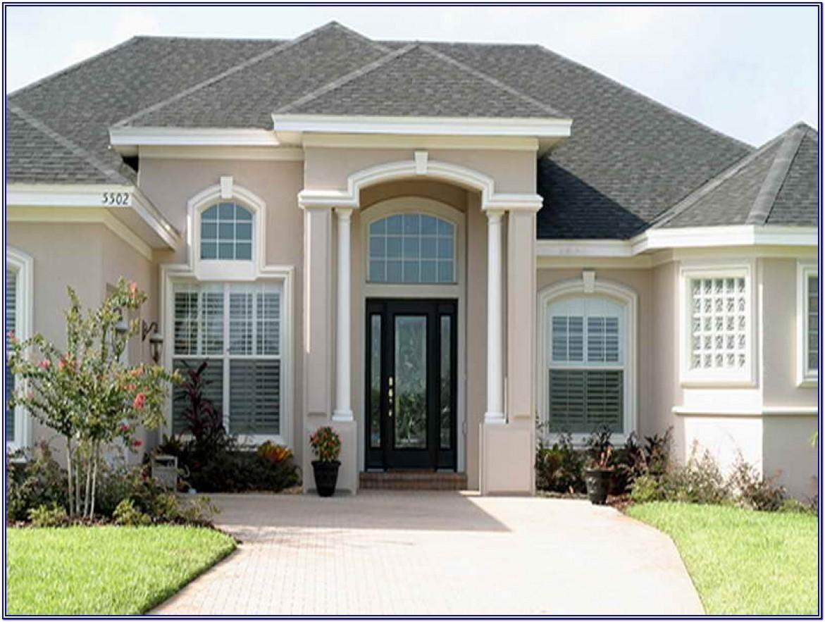 Paint Color Combinations For Home Exterior